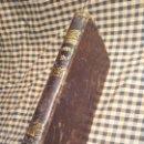 Libros antiguos: ALEJANDRO DUMAS 1840 - CRÍMENES CÉLEBRES. LOS CENCI Y LA MARQUESA DE BRINVILLIERS –. Lote 42196778