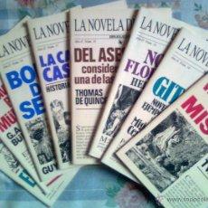Livres anciens: LA NOVELA DE PAPEL-1986-CUANDO BRUGUERA REDESCUBRE EL FOLLETÓN-FLAMANTE LOTE-1687. Lote 42815623