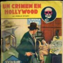 Libros antiguos: DONALD STUART ; UN CRIMEN EN HOLLYWOOD (LA NOVELA AVENTURA, 1934) SEXTON BLAKE. Lote 141747045