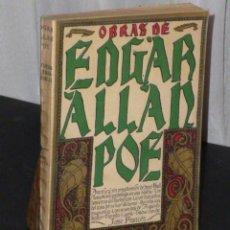 Libros antiguos: HISTORIAS EXTRAORDINARIAS DE EDGAR ALLAN POE.. Lote 45219271