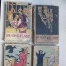Libros antiguos: LOS HIJOS DEL AIRE (COMPLETA TOMOS I,II,III,IV) EMILIO SALGARI. Lote 45740756
