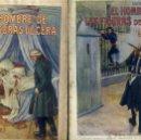 Libros antiguos: XAVIER DE MONTEPIN : EL HOMBRE DE LAS FIGURAS DE CERA - DOS TOMOS (SOPENA C. 1930). Lote 45910352