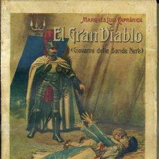 Libros antiguos: CAPRANICA : EL GRAN DIABLO (SOPENA 1930). Lote 46209581