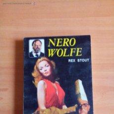 Libros antiguos: DEMASIADOS COCINEROS, AUTOR. NERO WOLFE. EDITORIAL MOLINO.. Lote 47994981