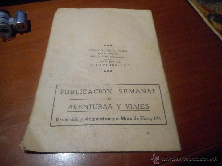 Libros antiguos: quintin el bolido humano editorial gato negro bruguera - Foto 2 - 48216878