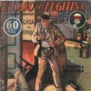 Libros antiguos: LA NOVELA AVENTURA. COLECCIÓN SEXTON BLAKE. Nº29. EL CASO DEL FUGITIVO. POR GILBERT CHESTER. 1934. Lote 48451540