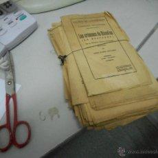 Libros antiguos: ANTIGUA NOVELA LOS CRIMENES DE DIABOLINA INEDITA EN TODOCOLECCION. Lote 48905512