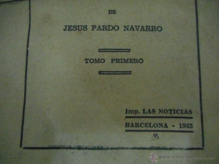 Libros antiguos: antigua novela los crimenes de diabolina inedita en todocoleccion - Foto 3 - 48905512