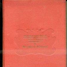 Libros antiguos: XAVIER DE MONTEPIN : EL MERCADER DE BRILLANTES (SOPENA C. 1931). Lote 57119003