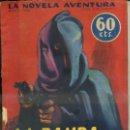 Libros antiguos: LETAILLEUR : LA BANDA NEGRA (NOVELA AVENTURA, 1935). Lote 49281368