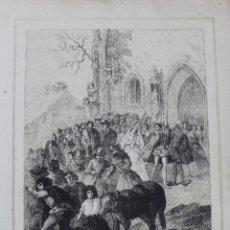 Libros antiguos: L-1527. LA HIJA DE SATAN. CUADRO HISTÓRICO DEL REINADO ENRIQUE IV FRANCIA. CLEMENCIA ROBERT. 1861. Lote 49303383