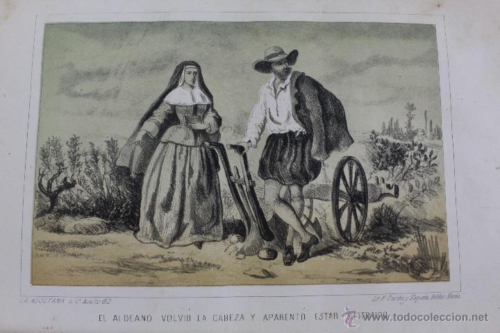 Libros antiguos: L-1527. LA HIJA DE SATAN. CUADRO HISTÓRICO DEL REINADO ENRIQUE IV FRANCIA. CLEMENCIA ROBERT. 1861 - Foto 5 - 49303383