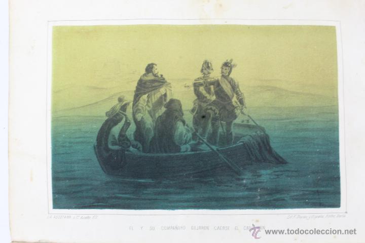 Libros antiguos: L-1527. LA HIJA DE SATAN. CUADRO HISTÓRICO DEL REINADO ENRIQUE IV FRANCIA. CLEMENCIA ROBERT. 1861 - Foto 7 - 49303383