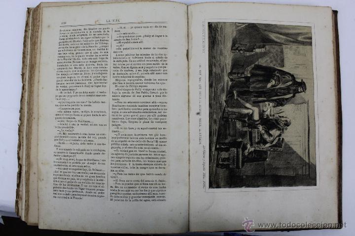 Libros antiguos: L-1527. LA HIJA DE SATAN. CUADRO HISTÓRICO DEL REINADO ENRIQUE IV FRANCIA. CLEMENCIA ROBERT. 1861 - Foto 10 - 49303383