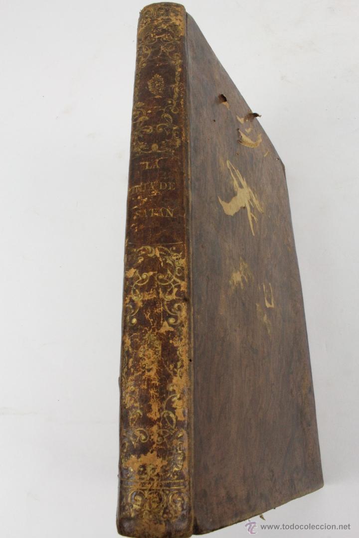 Libros antiguos: L-1527. LA HIJA DE SATAN. CUADRO HISTÓRICO DEL REINADO ENRIQUE IV FRANCIA. CLEMENCIA ROBERT. 1861 - Foto 11 - 49303383