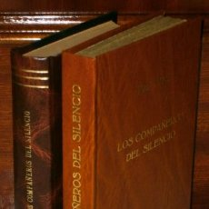 Libros antiguos: LOS COMPAÑEROS DEL SILENCIO 2T POR PAUL FÉVAL DE ED. MAUCCI EN BARCELONA S/F (1913). Lote 49493288