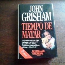 Libros antiguos: TIEMPO DE MATAR. Lote 51766065