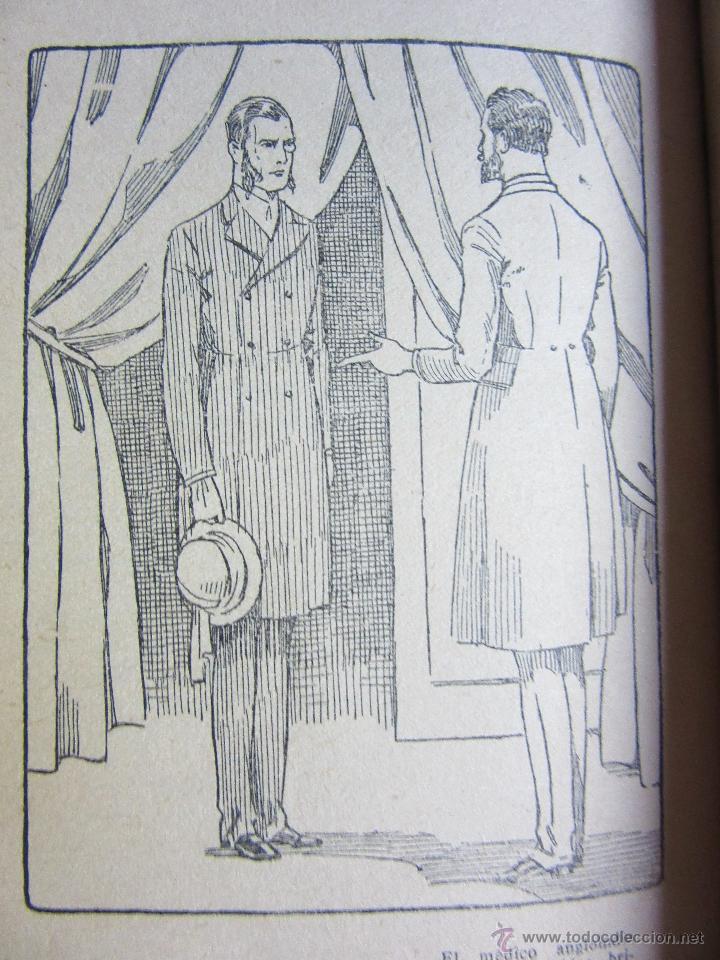 Libros antiguos: El retorno de Rocambole Ponson du Terrail Década 1920 Ilustraciones de Mel - Foto 4 - 52000613