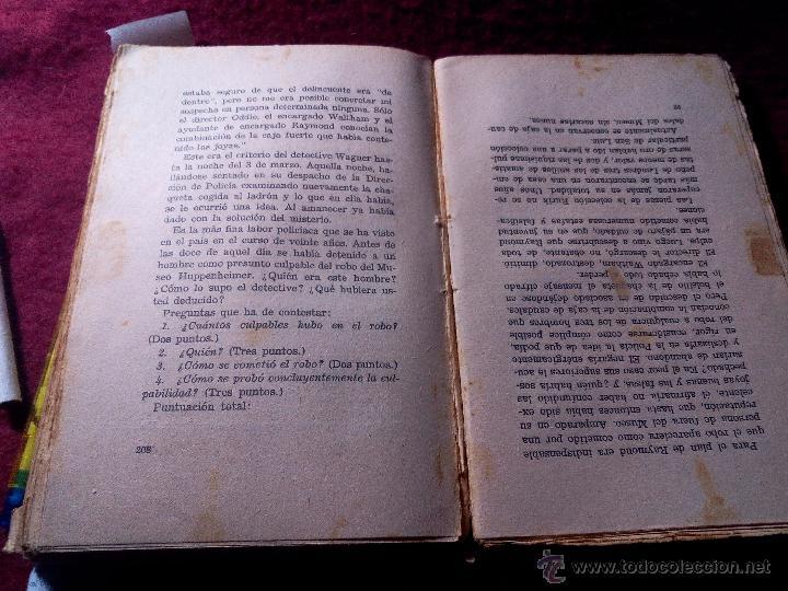 Libros antiguos: EL LIBRO QUE NOS INTRIGA .- LASSITER WREN Y RANDLE Mc KAY .- EDICIONES DEDALO 1930 - Foto 3 - 53165573