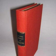 Libros antiguos: 1879 - JOSÉ FERNÁNDEZ BREMÓN - CUENTOS - PRIMERA EDICIÓN. Lote 53706380