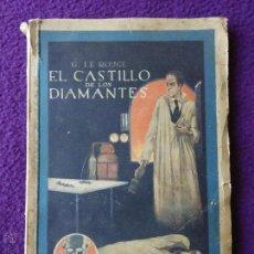 Libros antiguos: COLECCIÓN ENIGMA. EL MISTERIOSO DOCTOR CORNELIUS. EL CASTILLO DE LOS DIAMANTES. Lote 54536551