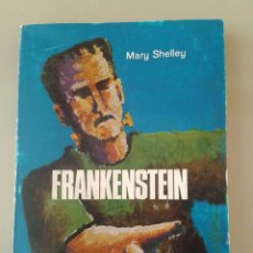 Libros antiguos: FRANKENSTEIN. MARY SHELLEY. Lote 54798896