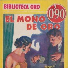 Alte Bücher - El mono de oro 1934 - 55237360