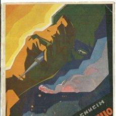 Libros antiguos: EL HUÉSPEDE DEL CASTILLO DE DAVENHAM. E. PHILLIS OPPENHEIM. EDITORIAL CERVANTES. BARCELONA. 1930. Lote 57083988