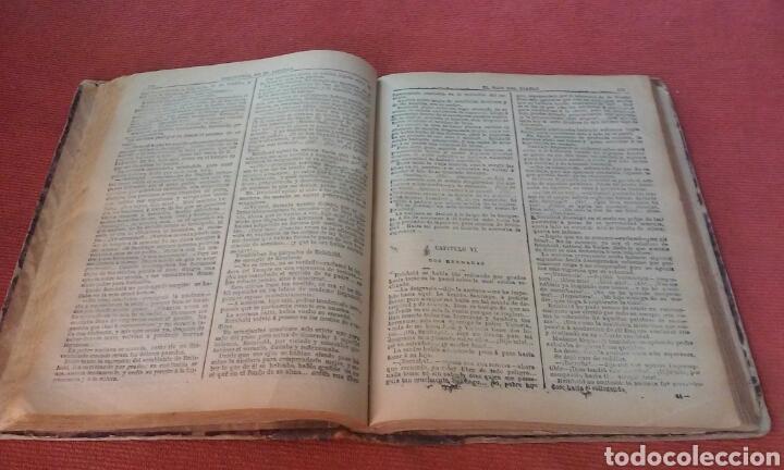 Libros antiguos: LIBRO DE 1893 EL HIJO DEL DIABLO DE PAUL FEVAL VER FOTOS - Foto 3 - 61457159
