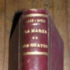 Libros antiguos: CONAN DOYLE, ARTHUR: LA MARCA DE LOS CUATRO. C.1909. Lote 68977405