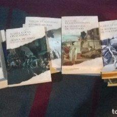 Libros antiguos: MISTERIOS DE LA HISTORIA DE EL PERIODICO EL PAIS COMPLETA 20 LIBROS. Lote 69126589