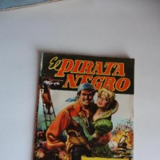 Libros antiguos: EL PIRATA NEGRO Nº 55 EDIT BRUGUERA ORIGINAL. Lote 69675633