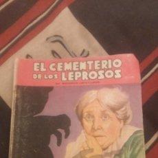 Libros antiguos: EL CEMENTERIO DE LOS LEPROSOS. Lote 71865895