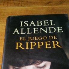 Libros antiguos: VENDO EL JUEGO DE RIPPLER DE ISABEL ALLENDE. Lote 77828377