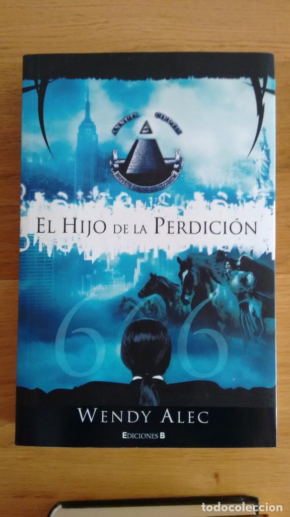 EL HIJO DE LA PERDICION DE WENDY ALEC (Libros antiguos (hasta 1936), raros y curiosos - Literatura - Terror, Misterio y Policíaco)