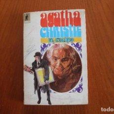 Libros antiguos: AGATHA CHRISTIE - EL CUADRO. Lote 79986325