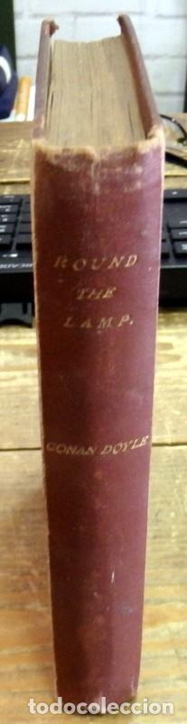 Libros antiguos: ROUND THE LAMP, ARTHUR CONAN DOYLE,1895,286 PAGINAS, EN INGLES - Foto 2 - 80005973