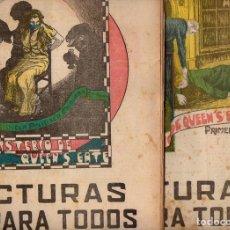 Alte Bücher - HERBERT ADAMS : EL MISTERIO DE QUEEN'S GATE - 2 VOLS.(LECTURAS PARA TODOS, 1935) - 81016588