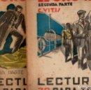 Libros antiguos: C. VITIS : EL ORO REY - 2 VOLS.(LECTURAS PARA TODOS, 1934). Lote 81016880