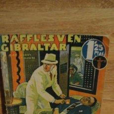 Alte Bücher - raffles v en gibraltar - la novela aventura nº 31 - sexton blake - 85236112