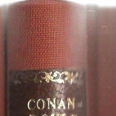 Alte Bücher - CONAN DOYLE : La marca de los cuatro. El pulgar del ingeniero. Madrid, fines XIX - 55959605