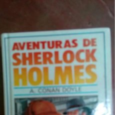 Libros antiguos: AVENTURAS DE SHERLOCK HOLMES ; A. CONAN DOYLE. Lote 88103640