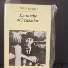 Libros antiguos: LA NOCHE DEL CAZADOR,DAVIS GRUBB.. Lote 89665488