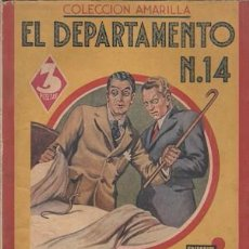 Libros antiguos: EL DEPARTAMENTO Nº 14. [BURTON E. STEVENSON]. EDITORIAL MAUCCI.. Lote 92453550