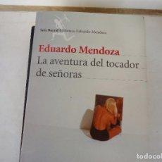Libros antiguos: LA AVENTURA DEL TOCADOR DE SEÑORAS. Lote 94592115