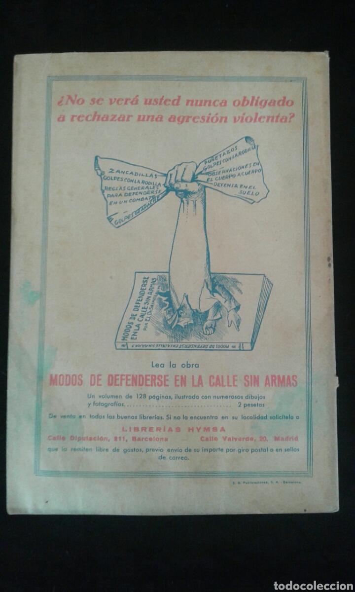 Libros antiguos: Los triunfos de Wences. S.A. Steeman. La novela aventura, 9. 1934 - Foto 4 - 95086722