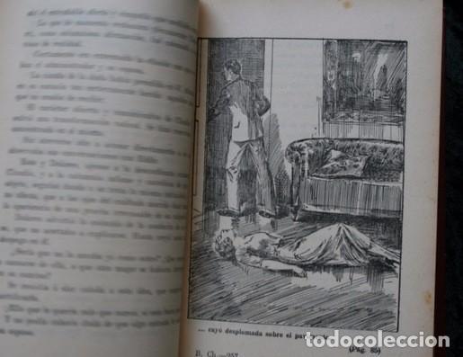 Libros antiguos: LOS BANDIDOS DE CHICAGO - JAMES SHERIDAN - 1933 - ILUSTRADO - Más de 3000 páginas - RARO - Foto 7 - 95690755