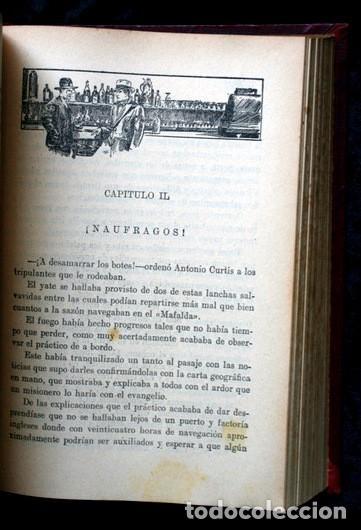 Libros antiguos: LOS BANDIDOS DE CHICAGO - JAMES SHERIDAN - 1933 - ILUSTRADO - Más de 3000 páginas - RARO - Foto 12 - 95690755