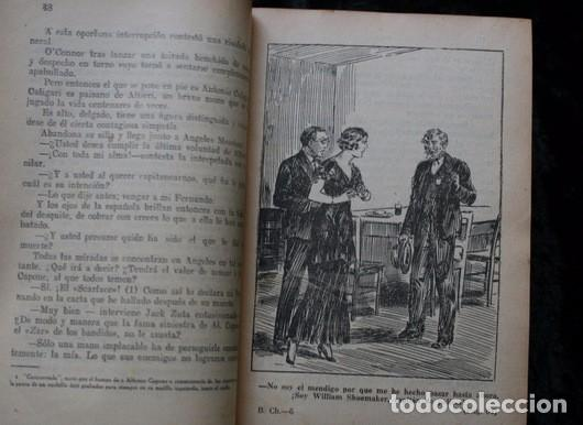 Libros antiguos: LOS BANDIDOS DE CHICAGO - JAMES SHERIDAN - 1933 - ILUSTRADO - Más de 3000 páginas - RARO - Foto 13 - 95690755