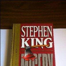Libros antiguos: LIBRO DE STEPHEN KING ( MÍSERY). Lote 95879279